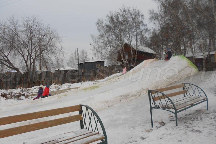 ЛукаМорье, семейный парк отдыха